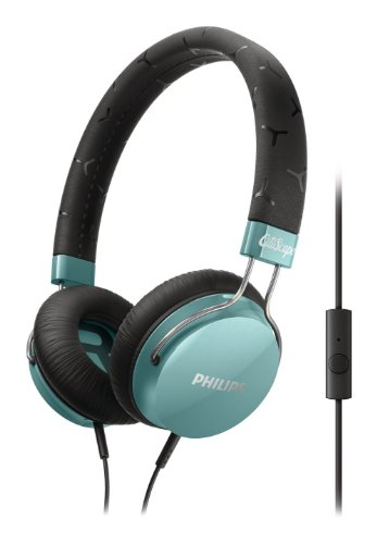 Philips SHL5305TL CitiScape Headphone Microphone product image