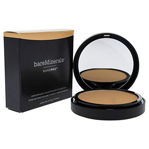 Bareminerals Barepro Performance Wear Powder Foundation - 13 Golden Nude, 0.34 Oz
