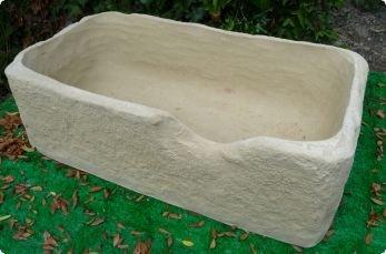 Vasca Giardino Pietra : Torstone vasca lavabo in pietra antica amazon giardino e