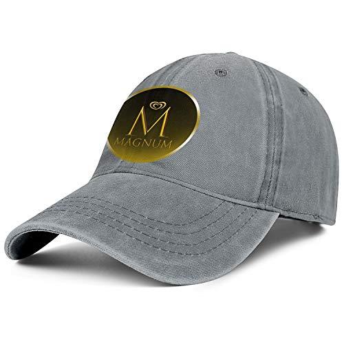 Unisex Adjustable Magnum-Baseball Cap Youth Flat Hats ()