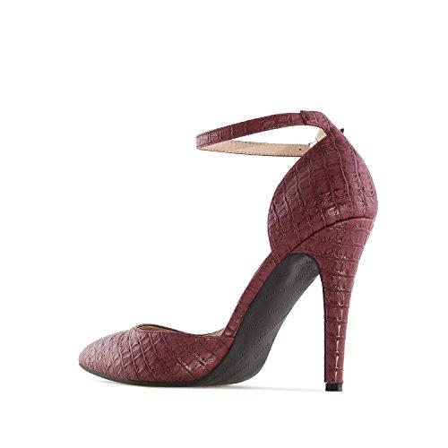 Pointures pour Bordeaux Et 42 Andres Femmes Talons Serpent 35 32 Machado am5200 Grandes Soft escarpins Petites 45 Fwa1xP0aq