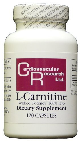 Cardiovascular Research - L-Carnitine, 250 mg, 120 capsules [Health and Beauty]
