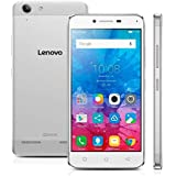Smartphone Lenovo Vibe K5 Dual Chip Android Tela 5` 16GB 4G Câmera 13MP - Prata