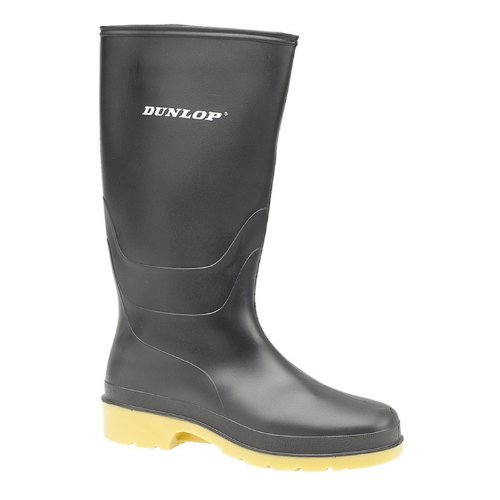 Viking Multisport Outdoor Shoes Dunlop Grisport Kids' Black Welly Unisex qXRxgtp