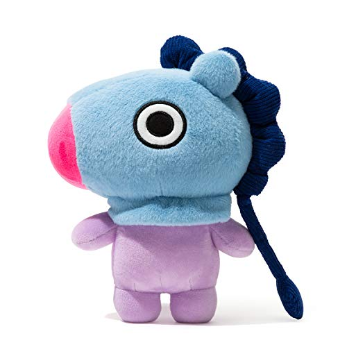 (LINE FRIENDS BT21 Official Merchandise MANG Character Plush Standing Figure Décor)