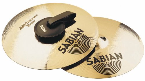 - Sabian 21622 16-Inch AA Marching Band Cymbal