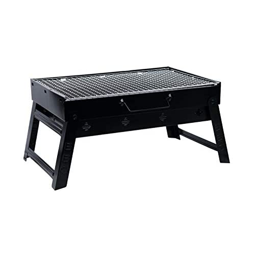 New Buha Charcoal Barbecue Grill   Portable Design   Pocket-Friendly   Environment-Friendly   Free Toxic Paints   Rust Free   Available In Medium Small Size (Medium) for cheap