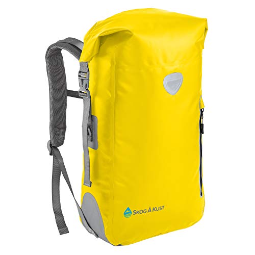 Såk Gear BackSåk Waterproof Backpack | 35L Yellow