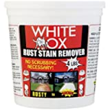 White - Ox Whiteox Ruststain Rmr 4#, White - Ox