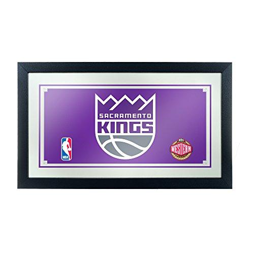 NBA Sacramento Kings Framed Logo Mirror