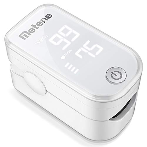 Pulse Oximeter Fingertip Blood