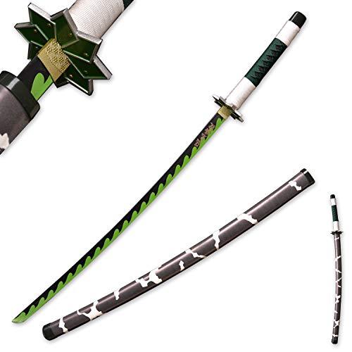 Sword Fort Handmade Katana Anime Cosplay Sword, Stainless Steel, Sharp Knives, Samurai Sword, Funny Knights, Demon Slayer Sword