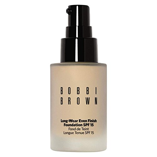 Bobbi Brown Long-Wear Even Finish Foundation SPF 15 Porcelain - Pack of 6