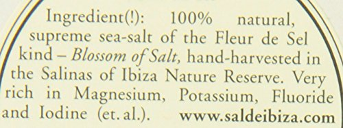 Sal de Ibiza Fleur de Sel im Steintopf by Sal de Ibiza (Image #1)'