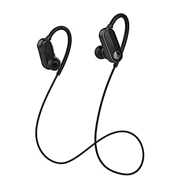 Sllik Bluetooth Earbuds with Microphone Sports Wireless Earphones Green