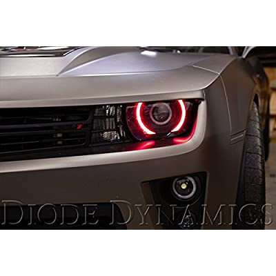 RGBW Multicolor DRL Kit for 2010-2013 Chevrolet Camaro RS (USDM): Automotive