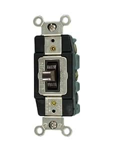 leviton 1262 30amp 120volt toggle ac quiet switch
