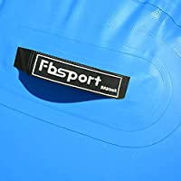 FBSPORT 120 CM Rodillo Hinchable para Gimnasia, Inflatable ...