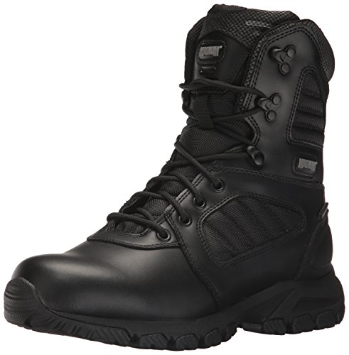 Magnum Men's Response III 8.0 Waterproof Military and Tactical Boot, Black, 7 M US by Magnum