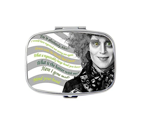 mad hatter pill box - 6