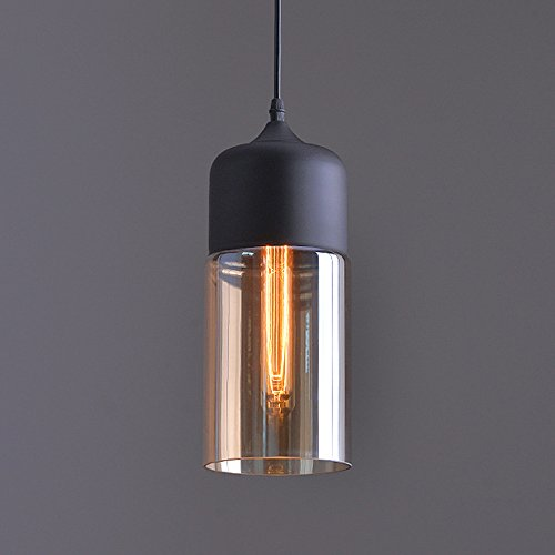 U Glass Pendant Light