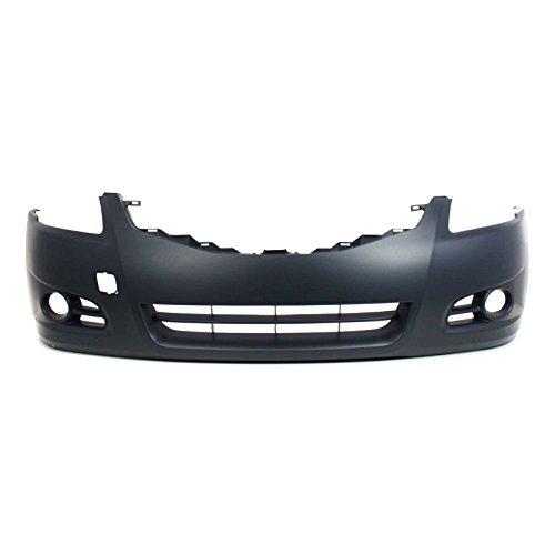 - MBI AUTO - Painted to Match, Front Bumper Cover Fascia for 2010 2011 2012 Nissan Altima Sedan 10 11 12, NI1000268