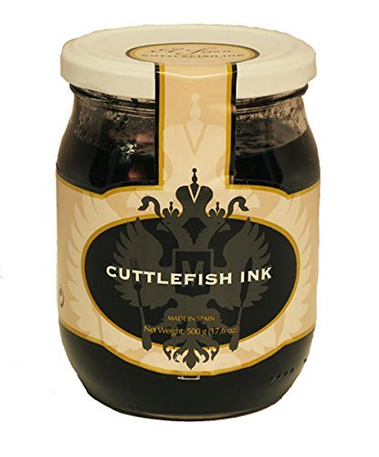 Squid Ink - 2 jars x 17.6 oz. by Caviar Line (Image #1)