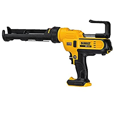 DEWALT DCE560B 20V MAX 10oz/300ml Adhesive Gun, Baretool