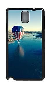 Samsung Note 3 Case Balloon Ride In Albuquerqe PC Custom Samsung Note 3 Case Cover Black