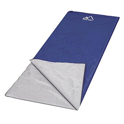 Terra Hiker Ultra-Lightweight Sleeping Bag, Compact Sleeping Bag, Envelope...