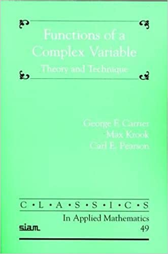 Functions of a complex variable theory and technique classics in functions of a complex variable theory and technique classics in applied mathematics fandeluxe Image collections