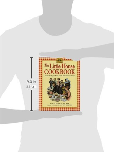 The Little House Cookbook: Frontier Foods from Laura Ingalls Wilder's Classic Stories by Harper Collins (Image #2)