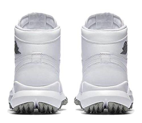Nike Herren 844874 Sneakers schwarz/weiß/grün