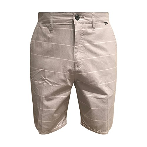 Mens Hurley Porter Shorts (Cool Grey, - Porter Cool