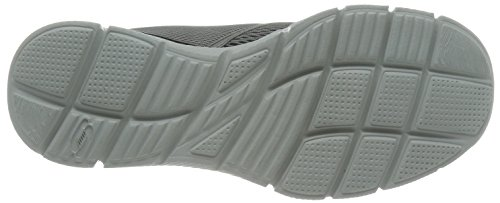 Skechers Sport Mens equalizer Double Play Slip-On Loafer Gray fwd7AoxZ