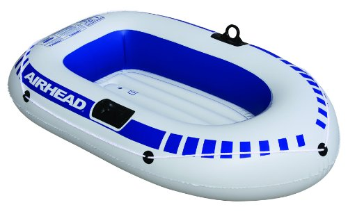 AIRHEAD Inflatable Boat, 1 person ()