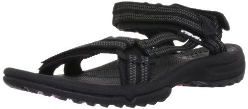 Teva Terra Fi Lite- Calzado de sandalias deportivas para mujer, color multicolor, talla  37 negro