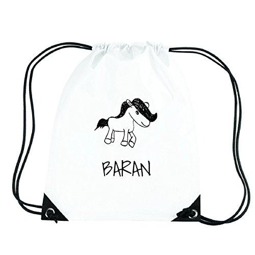 JOllipets BARAN Turnbeutel Sport Tasche PGYM5173 Design: Pony