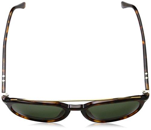 PO3159S Sonnenbrille Persol Green Marrón Havana XSnpv