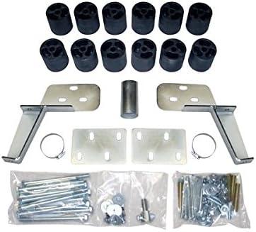 PA10023 fits 1992 to 1994 Performance Accessories Chevy//GMC Blazer//Yukon//Suburban 1500 Gas 3 Body Lift Kit Made in America