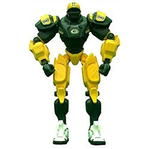 NFL Green Bay Packers Fox Sports Team Robot, 10-inches