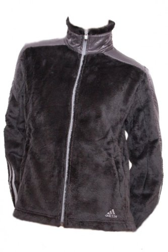 adidas crhm JKT W - Chaqueta de chándal Mujer v10518 (Adi04), Gris ...
