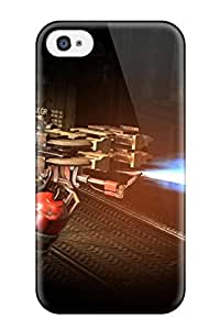 Fashion Protective Dead Space 3 Blowtorch Case Cover For Iphone 4/4s