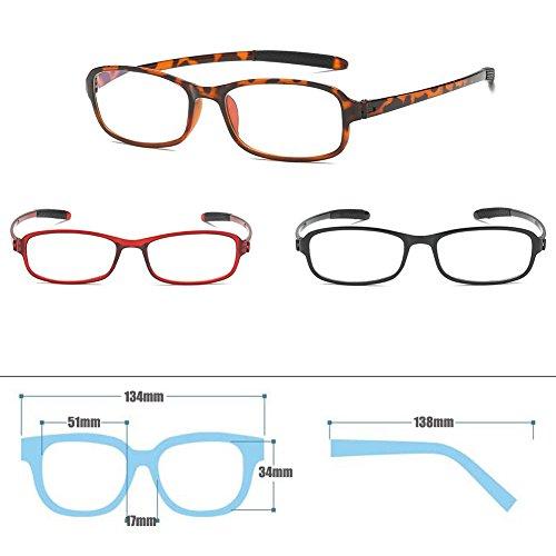 Men Inlefen Blue Blocking glasses Computer Blu Classic Reading Lenses and Light ray Women for Anti Frame Noir grCwqrd0n
