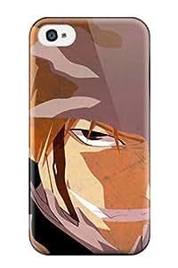 1007201K63185062 Unique Design Iphone 4/4s Durable Tpu Case Cover Bleach