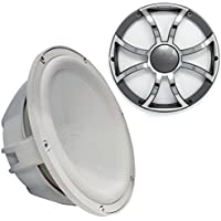 Wet Sounds Revo 12 Marine Subwoofer & Grill - White - 4 Ohm