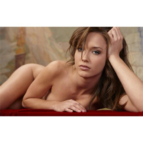 Malena Morgan Poster by Silk Printing # Size about (56cm x 35cm, 22inch x 14inch) # Unique Gift # 210F16
