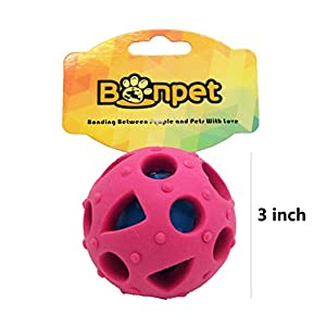 Interactive Dog Toys,Dog toys ball and treat dispensing for small/middles size(under 30lbs) dogs/cats/ and pigs Funny Dog Puzzle and Dog Toys for Boredom and Thinking