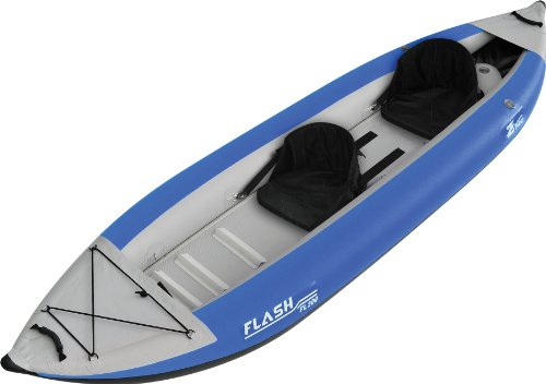 Solstice by Swimline Flash Kayak, Double by Solstice