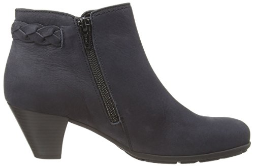 Gabor National L, Bottines femme Blau (Ocean 16)